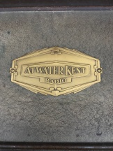Antique Atwater Kent Radio