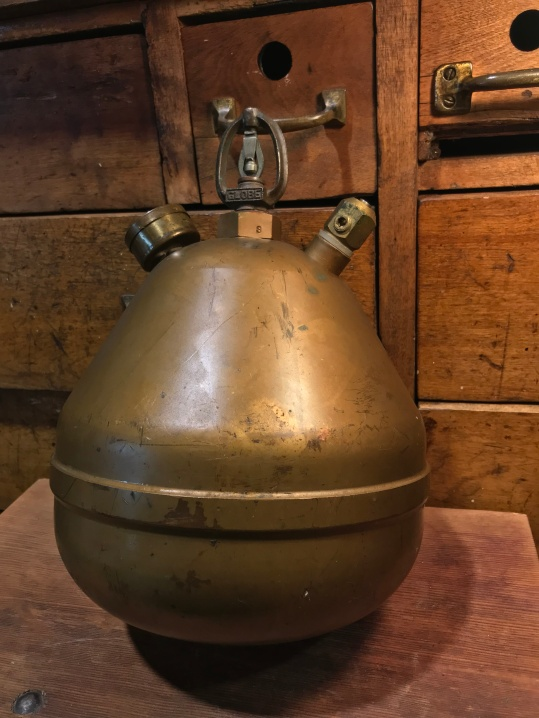 Antique Ships Fire Extinguisher