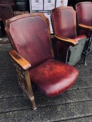Antique Theatre Seats