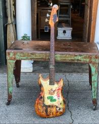 Punk Rock Bass Guitar