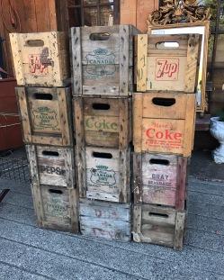 Vintage Pop Crates